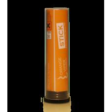 Stick | Reparaturknetmasse | 2-Komponenten-Epoxymetall | Orange Viper